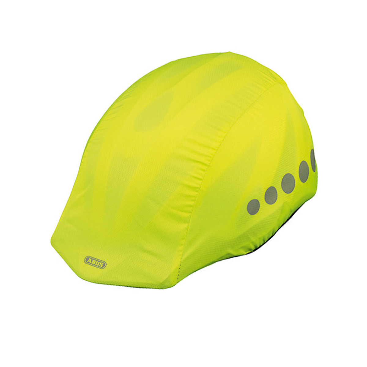 ABUS UNIVERSAL HELMET COVER: YELLOW ONE SIZE