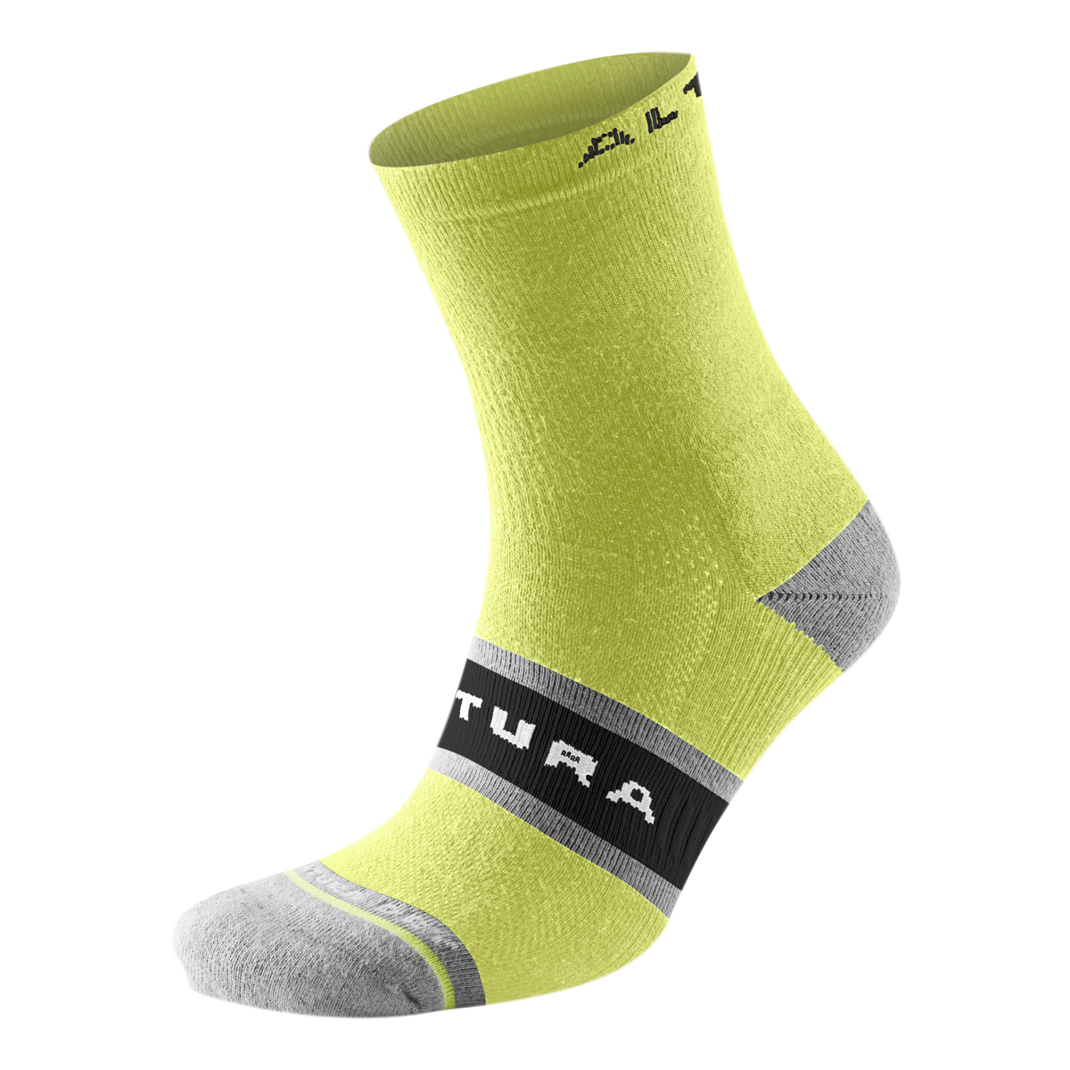 ALTURA DRY ELITE SOCKS 3 PACK 2016: WHITE/BLACK/HI VIZ YELLOW L (10-12)