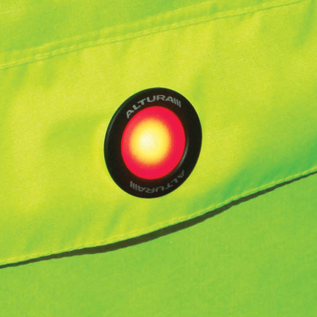 ALTURA I-LUME LED FOR NIGHTVISION JACKET: RED