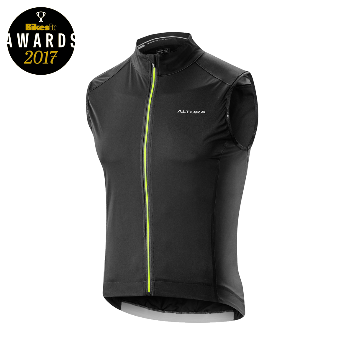 ALTURA PODIUM ELITE VEST 2016: BLACK L