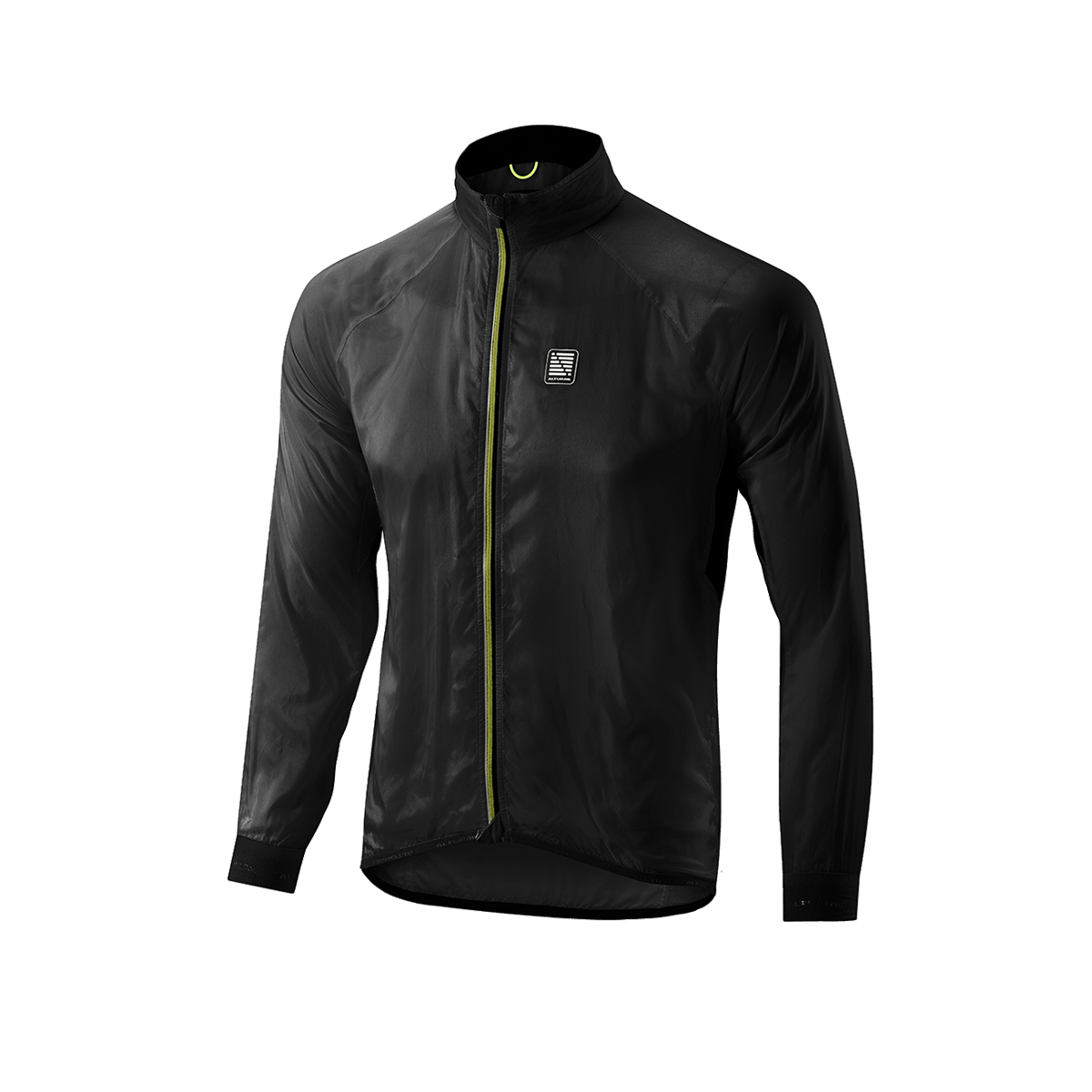 ALTURA PODIUM SHELL WINDPROOF JACKET 2016: WHITE L