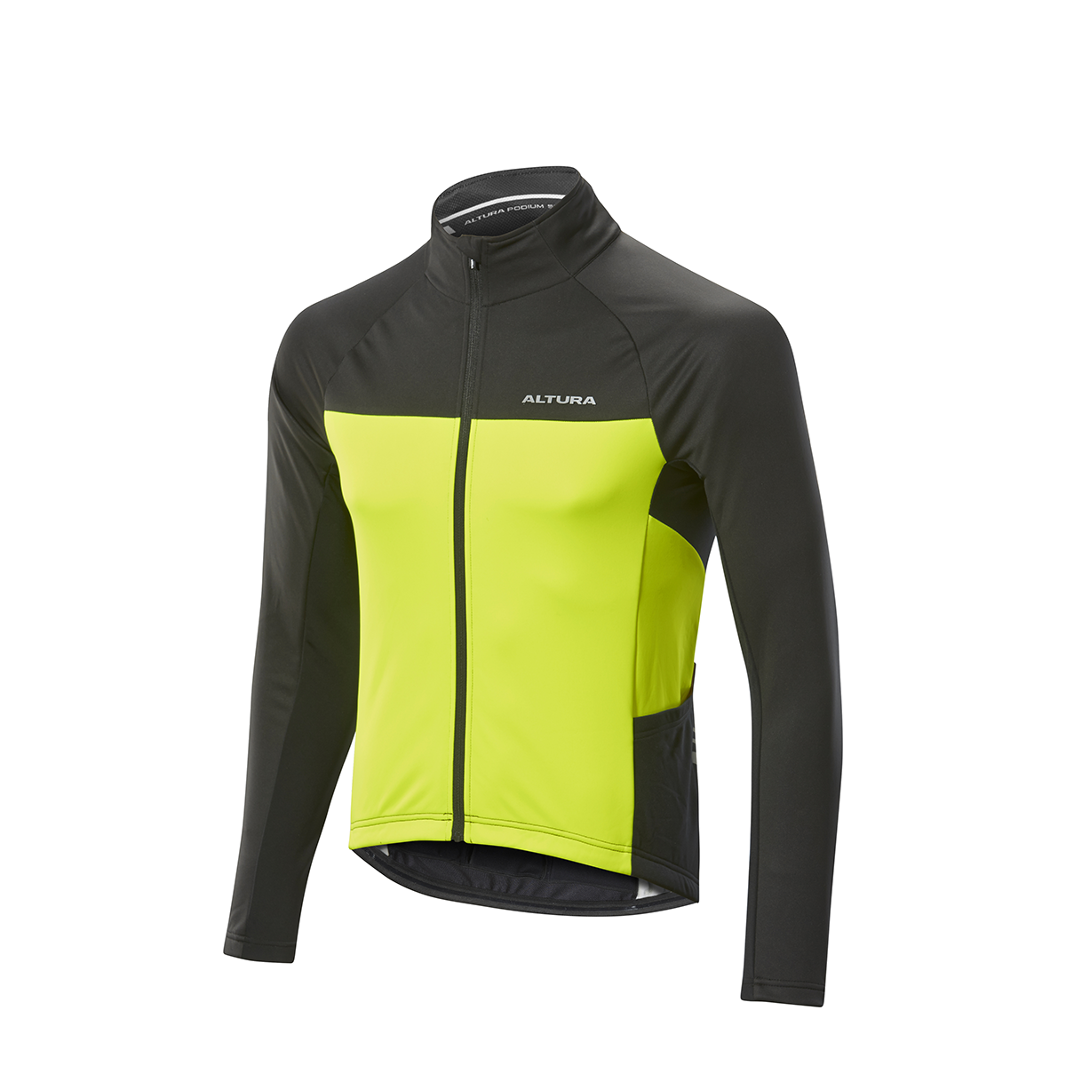 ALTURA PODIUM ELITE THERMO SHIELD JACKET 2017: RED/BLACK L