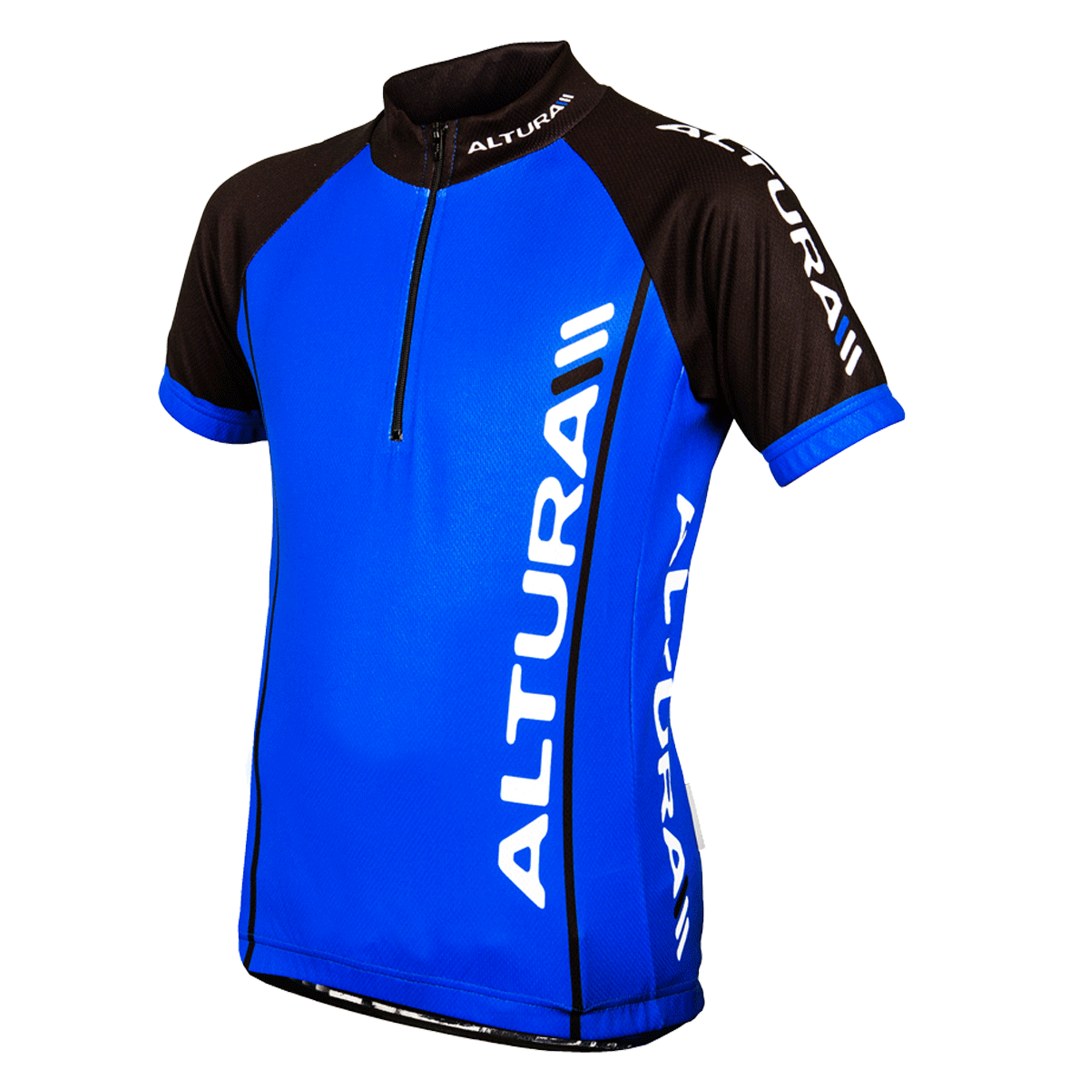 ALTURA CHILDREN'S TEAM SHORT SLEEVE JERSEY 2016: BLUE 5-6YRS