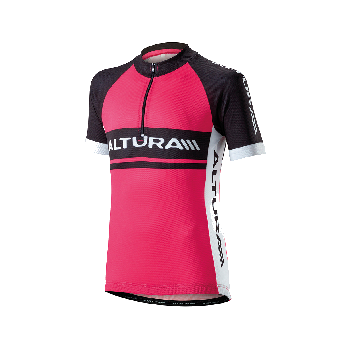 ALTURA CHILDREN'S TEAM SHORT SLEEVE JERSEY 2016: BLUE 10-12YRS