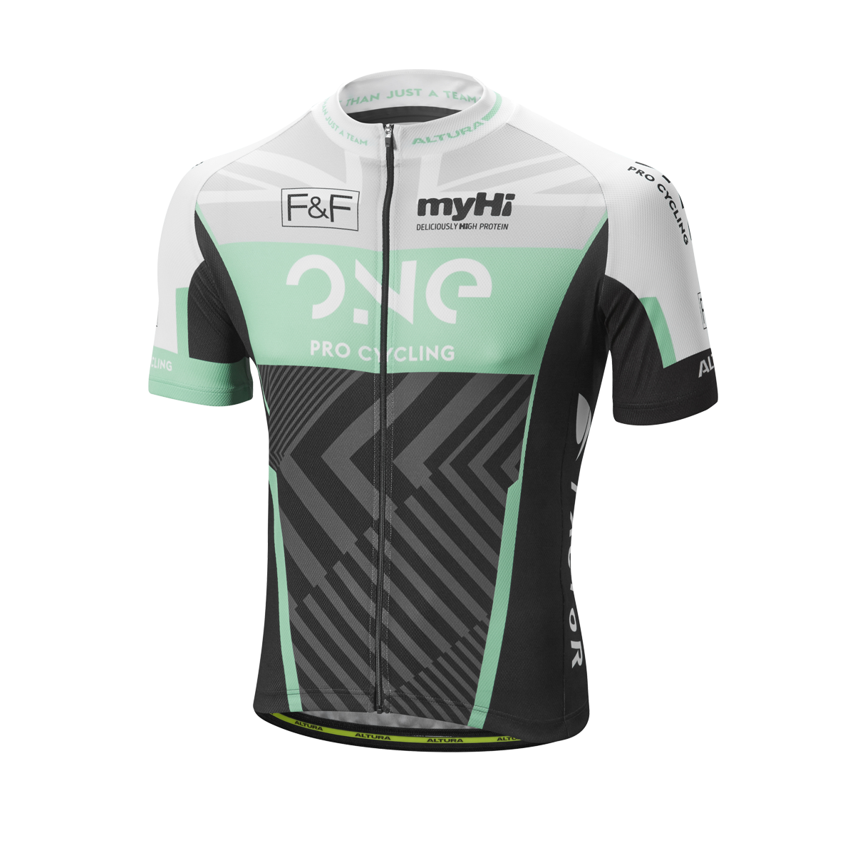 ALTURA ONE PRO CYCLING TEAM SHORT SLEEVE JERSEY 2016: ONE PRO CYCLING TEAM S